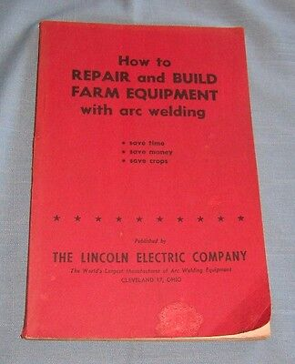 How to Repair and Build Farm Equipment with arc welding - C2663