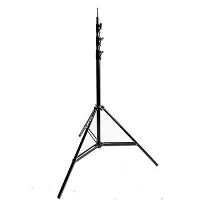 12ft Heavy Duty Light Stand Tripod Spring Cushioned Photo Studio Video Lighting