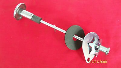 1966-70 Triumph Motorcycle 500 & 650  Damper Rod Assembly 97-1142 Made In Uk