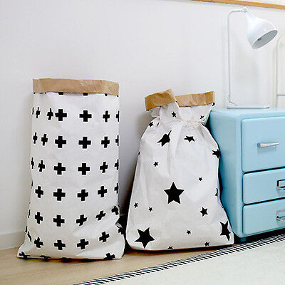 paper storage bag large storage bag organizer laundry bags paper bag kraft paper