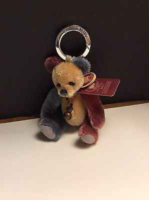 FLIPFLOP Key Ring NUMBERED  Mohair Minimo from Charlie Bears NEW Shoe Collection