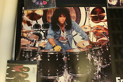 Kiss Eric Carr Ludwig Promo Poster Rare