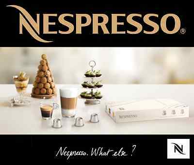 Dessert Trio Limited Edition Nespresso Coffee *AppleCrumble HazelnutD ChocMint*