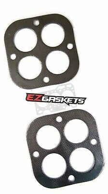 Cobra Side Pipe Exhaust Gasket Set Made in the USA
