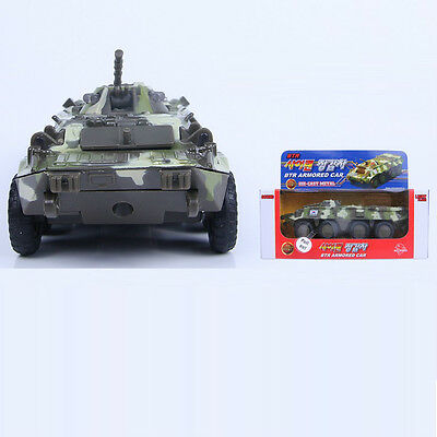 MICA CT1295 Korea BTR ARMORED CAR Die-cast Miniature Scale 1:35