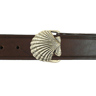 Large Shell Buckle and Belt OB1769B IMC-Retail