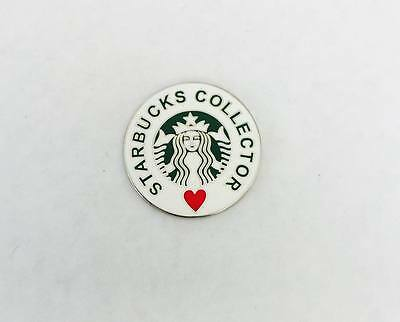 Starbucks Collector Lapel Pin