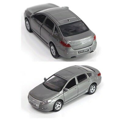 MICA WHA64 2012 NEW SM7 Die-cast Metal Miniature Scale Silver
