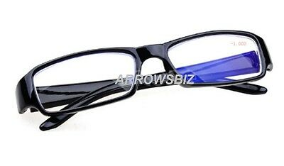 Near Sighted Full Rim Anti-Reflection Short Distance Glasses Myopia -1.0 to -6.0
