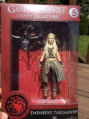 "DAENERYS TARGARYEN  Game of Thrones Funko Legacy Collection 6"" Figure NEW!"