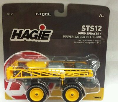 New 1/64 Hagie STS12 self propelled sprayer by Ertl. Clearance priced!