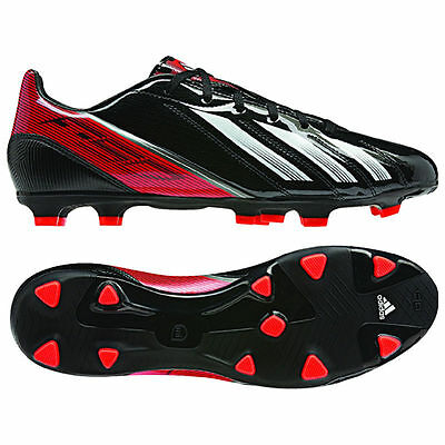 Adidas Messi F10 Trx Fg Firm Ground Soccer Micoach Compatible Shoes Black 31fb041ca15