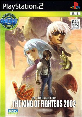 UsedGame PS2 The King of Fighters 2002 SNK Best Collection [Japan Import]
