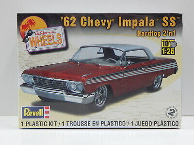 1:25 1962 Chevy Impala SS Hardtop 2 in 1 Revell 85-4281