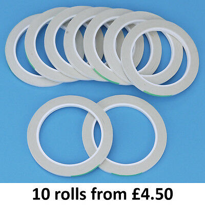 Double Sided Tape Clear Strong Adhesive 6mm x 25m