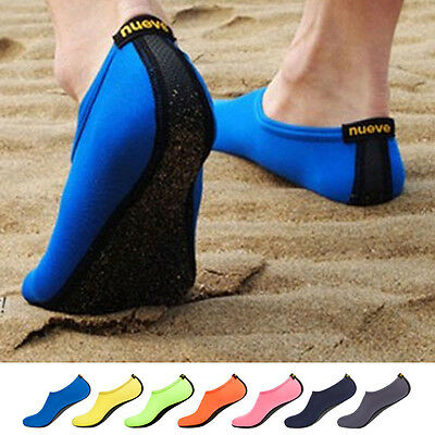Stylish thin aqua water shoes various color choice available training beach