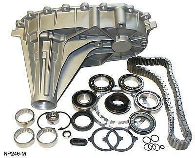 Chevy Gm Np246 Transfer Case Master Rebuild Kit