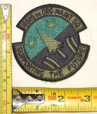 New 6515TH ORG MAINT SQ Patch *****FREE SHIPPING*****