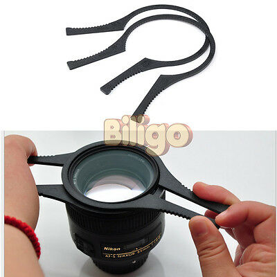 62-77mm Kood Filter Wrench Camera Lens Filter Removal Tool Pack of Two
