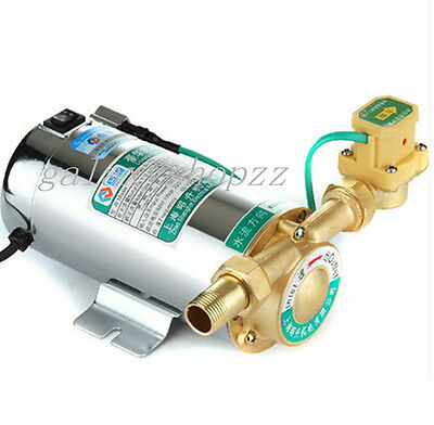 Household automatic 100W stainless steel booster pump