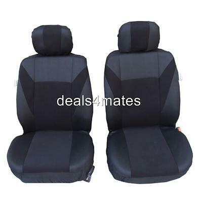 Fabric Front Seat Covers Ford Connect Fiesta Courier