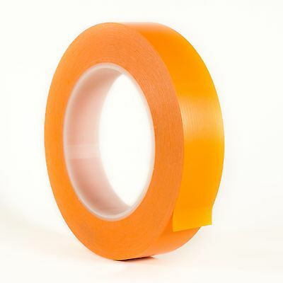 Zierlinienband Fineline Konturenband Klebeband 19 mm x 55 m für Autolack orange