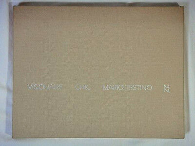 VISIONAIRE No.22 CHIC MARIO TESTINO Limited edtion of 5000 copies