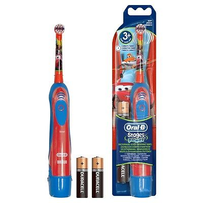 Oral-B Advance Kids Cars Battery 3+ Years