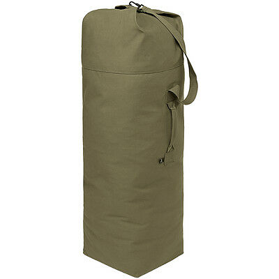 Brandit Large 122L Standard Hunting Seesack Camping Travel Army Duffle Bag Olive