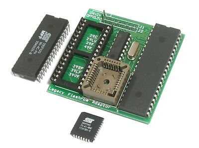 Legacy adapter for NANO BIOS Programmer