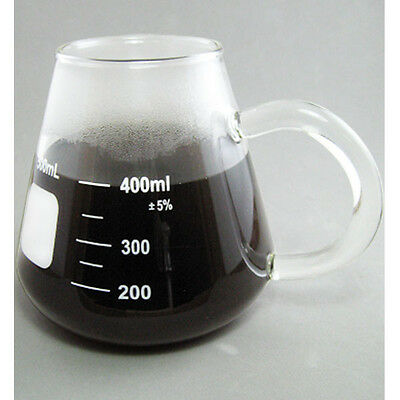 NC-12679  Erlenmeyer Flask Mug, Borosilicate Glass, 500ml