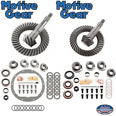 1988-1998 Gm K1500, Tahoe, Yukon & Suburban Front And Rear 4.56 Gears Package