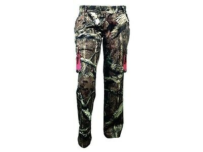ScentBlocker Sola Women Knock Out Pant Trinity Mossy Oak Camo Size Medium