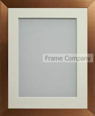 Frame Company Simpson Range Copper Picture Photo Frames with Mount