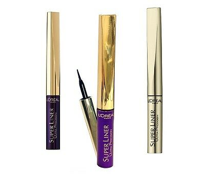 L'Oreal Super Liner Ultra Precision Eyeliners # Select Your Shade