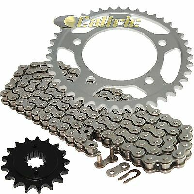 Drive Chain & Sprockets Kit Fits HONDA VT750C VT750CD Shadow ACE Deluxe 1998-04