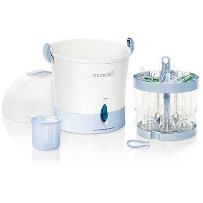 Munchkin Electric Steam Bottle and Baby Accessory Sterilizer New