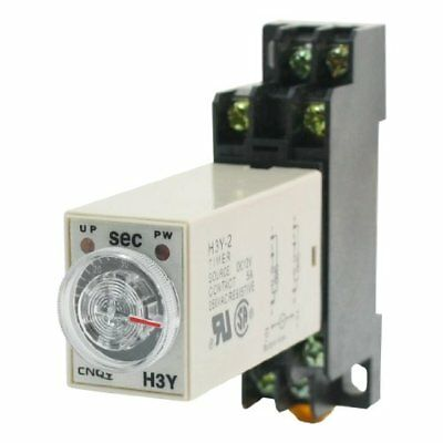 Uxcell Timer Delay Relay New