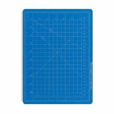 "Dahle 36"" x 48"" Vantage Self-Healing Cutting Mat-Blue 10694 New"