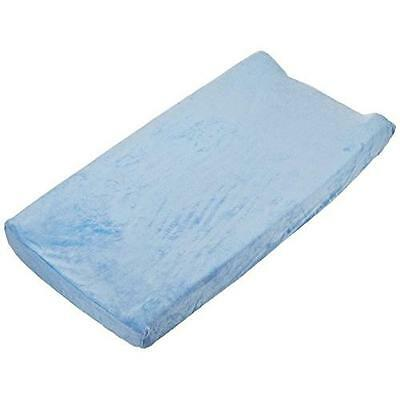 Blue Summer Infant Plush Stain Resistant Changing Table Pad Protective Cover New