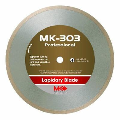 MK Diamond 153696 MK-303 Professional 10-Inch Diameter Lapidary Blade by New