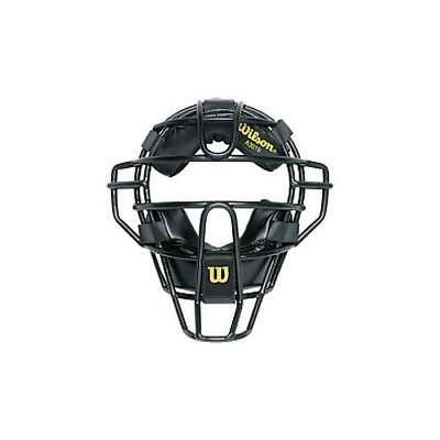 Wilson Dyna-Lite Umpire and Catcher's Face Mask New
