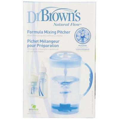 Dr. Brown's 32 Ounce Pitcher For Mixing Formula Without Clumps New