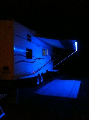 AWNING light KIT __ LED __ new 2015 Camping safety gear RV / 5th wheel - VIRAL