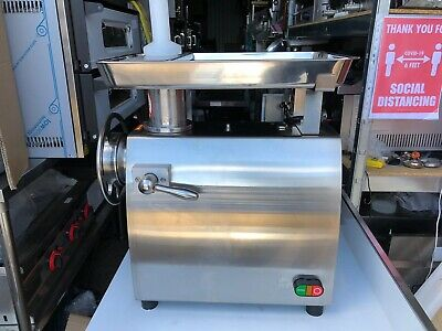 Brand New Commercial Butcher's Meat Grinder/Mincer 250 Kg/hr production
