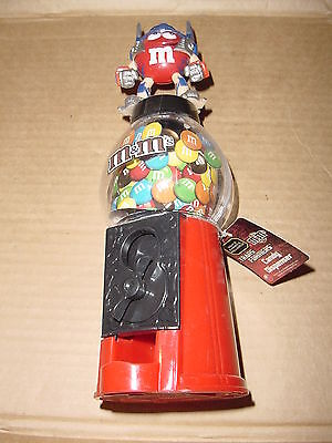 M&Ms Transformers Red/Blue Candy Dispenser NEW