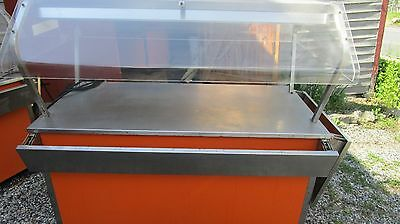 Vollrath Electric Buffet Tables (3) Heater, Server, Warmer. $1500 for set