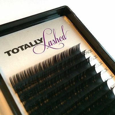 TOTALLY Lashed - Individual Eyelash Extensions - Synthetic Mink Russian 0.07mm