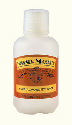 Almond Extract - 531 mL / 18 oz - Nielsen Massey