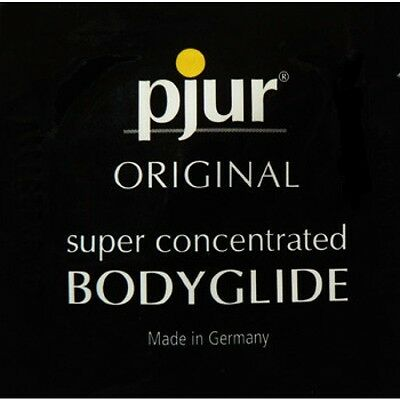 Pjur®Lubricant Original Bodyglide Silicone Lube 100ml - Made in Germany